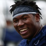 Jamaal Williams aims to finish what he started at BYU