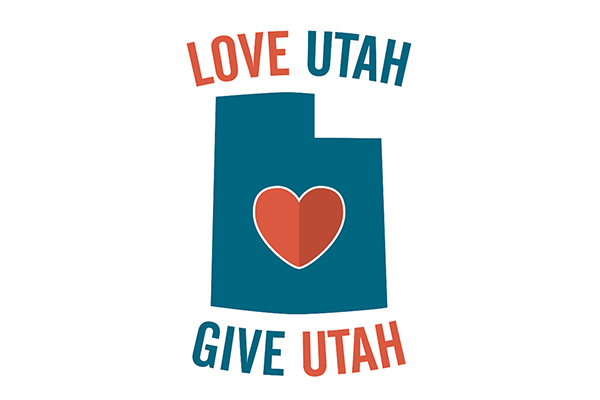 Love Utah Give Utah is a 24 hour fundraiser for nonprofit organizations in Utah.