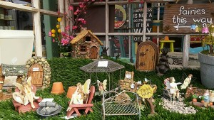 Olson's Garden Shoppe in Payson holds Saturday morning gardening classes to help new techniques for gardening. One of the classes this year teaches you how to build a fairy garden. (Photo courtesy Olson's Garden Shoppe)
