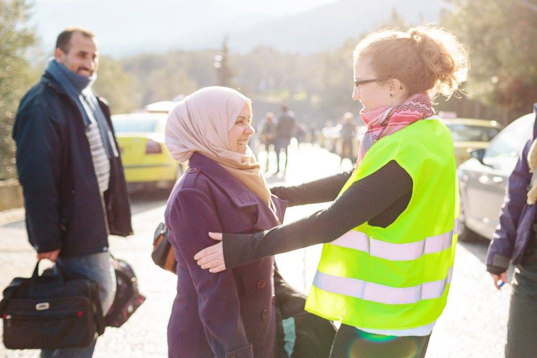 BYU grad Hayley Smith founded Lifting Hands International after volunteering at a refugee camp and seeing firsthand what refugees are most in need of.
