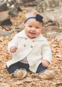 """Etta Peterson had an emergency surgery when she was two weeks old. """"You look at her and you would never know that she had such a rough start,"""" Jami Peterson said."""
