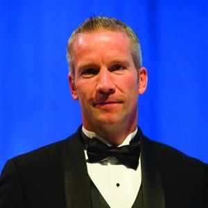 Jeff Skousen, VP of corporate sales at Domo in American Fork