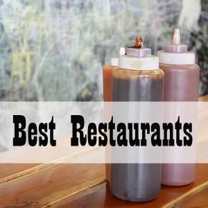 Best Restaurants 2016