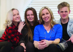 Coutts family feature