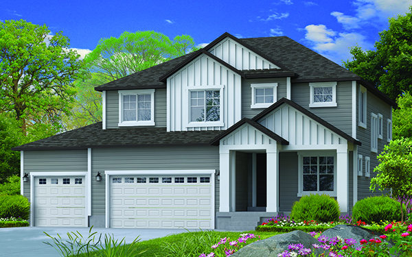 EDGEhomes' house for the 2016 Utah Valley Parade of Homes is located at 546 N. Trek Rd. in Saratoga Springs.