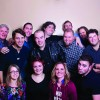 ImprovBroadway has 45 members in its cast. (Photo courtesy Zach Atherton)