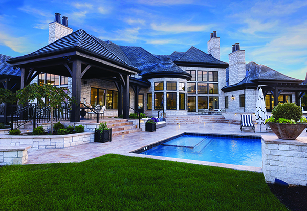 McEwan Custom Homes has won the People's Choice Award for the Utah Valley Parade of Homes the past five years.