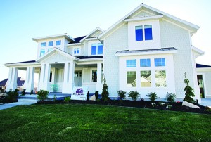 THIRD TIMES A HOME Millhaven Homes has won Best Home Builder by the readers of Utah Valley Magazine three years in a row.