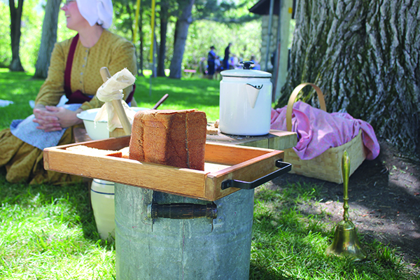 John Rowe Moyle's descendents host free pioneer games and experiences on Tuesdays in Alpine.