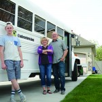 Flying Together: Spanish Fork's Brian and Tricia Stauffer are on the road to an empty nest
