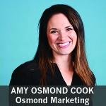 40 under 40: Amy Osmond Cook, Ph.D.