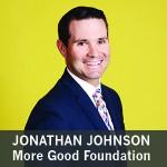 40 under 40: Jonathan Johnson