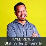 40 under 40: Kyle A. Reyes, Ph.D.