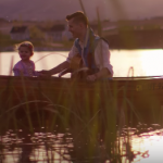 Utah-Tube: 3-year-old YouTube star films duet with dad to 'Tangled' song