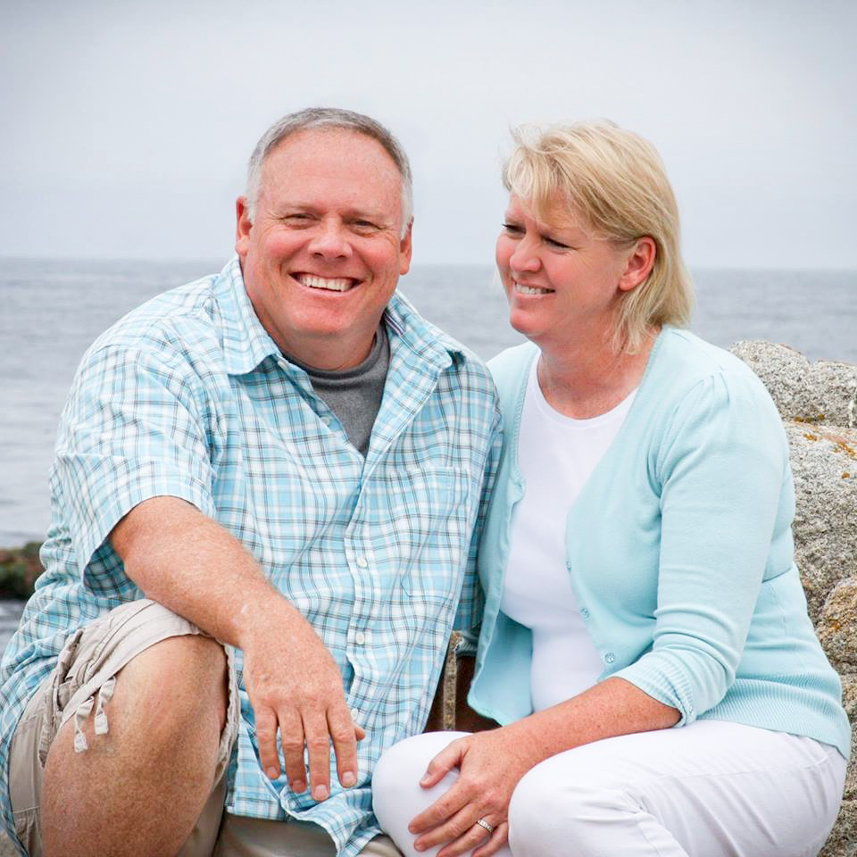 Steve Webber, pictured here with his wife Jana, decided to write a book on home and visiting teaching after serving as bishop in his LDS ward in Cedar Hills, Utah. (Photo courtesy Steve  Webber)