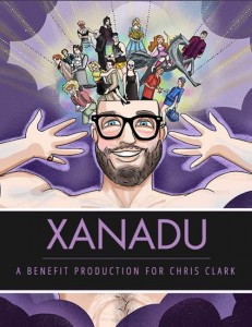 "Hale Center Theater Orem is reviving Chris Clark's 2012 production of ""XANDU"" to raise money for Clark who was recently diagnosed with ALS."
