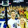Jimmer and Whitney Fredette return to Utah County as Orem Summerfest's grand marshals. Jimmer will shoot 100 3-pointers at Orem High School on Friday, June 6, at 6 p.m. to raise money for Orem's All-Abilities Playground.