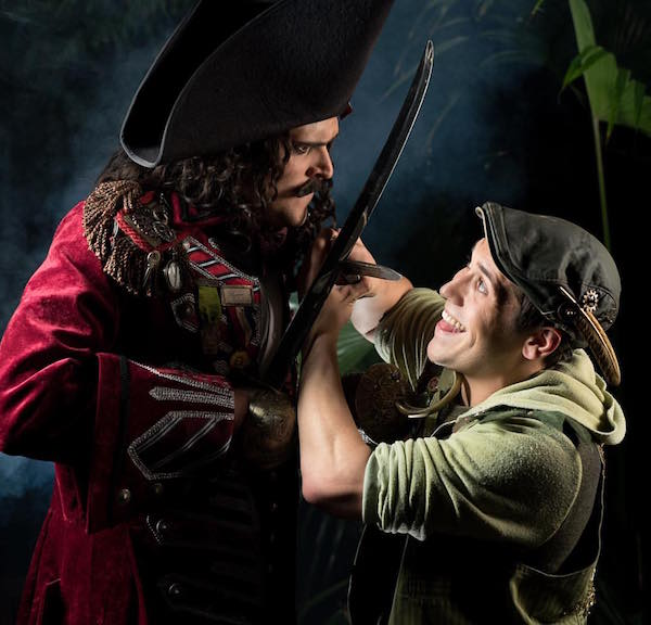 """Peter Pan"" is showing at the Hale Center Theater Orem through August. (Photo courtesy HCTO)"
