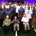BYU Cotton Bowl team reunites 20 years later to reflect on success