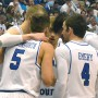 BYU bball huddle feature