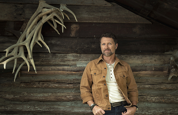 Country singer Craig Morgan is performer at the SCERA Shell Outdoor Theatre on July 18. (Photo courtesy SCERA)