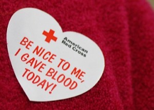 The American Red Cross is in critical need of blood donations. (Photo courtesy redcross.org)