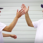 Utah-Tube: Bored Shorts TV and Jamesthemormon share epic handshake