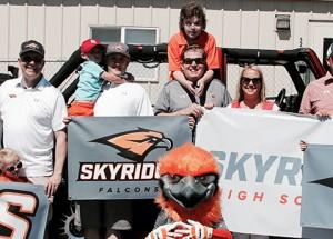 Skyridge Round-Up feature