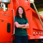 Where the rubber meets the road: First female UDOT region director gives confidence the green light