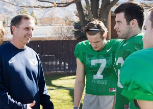 Ty Detmer and QBs feature