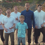 Utah-Tube: BYU Vocal Point 'goes the distance' in music video featuring The All-American Boys Chorus