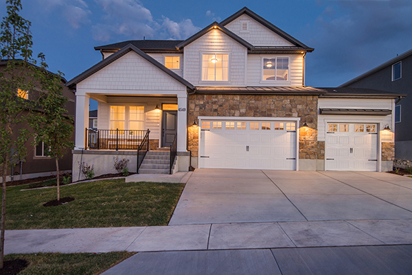 EDGEhomes has Home 49 in the Salt Lake Parade of Homes 2016. It's located at 4549 West Breezy Meadow Drive Herriman, Utah.