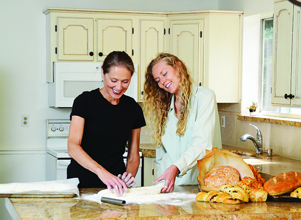 Sherilyn Riboldi and her daughter, Natalia Riboldi, experiment with ingredients and with business strategies as part of Natalia Crafted, their catering company dishing up creativity in Provo. (Photo by Alisha Gallagher/UV Mag)