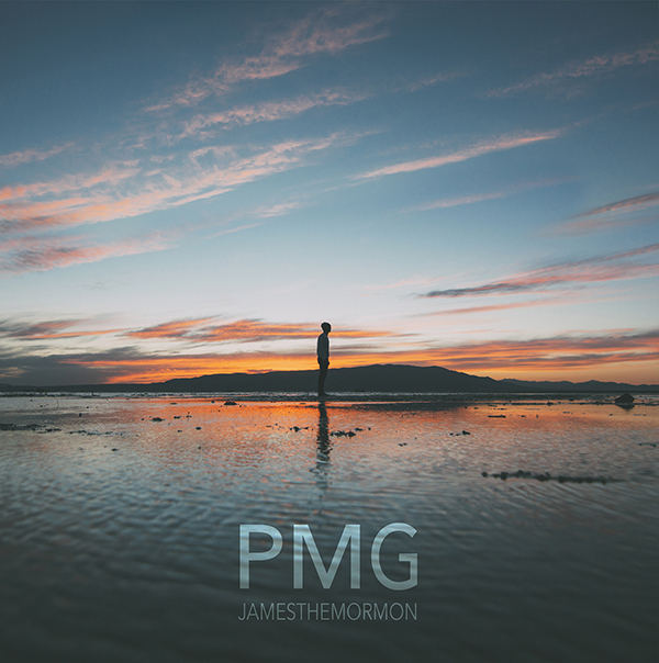 """PMG, Jamesthemormon's album that stands for the LDS Church's missionary manual, """"Preach the Gospel,"""" was originally released on Aug. 19, 2015. The album was re-released on Monday, Aug. 8, 2016, with a new song featuring singer David Archuleta. (Photo courtesy Jamesthemormon)"""