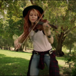 Utah-Tube: Lindsey Stirling gets wild with song she co-wrote for 'Pete's Dragon'