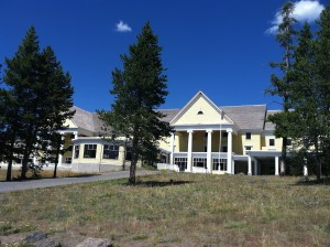 Built in 1891, Lake Yellowstone Hotel features some of the finest dining in Yellowstone National Park along with stunning views of Yellowstone Lake. (Photo by Christa Woodall)