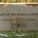 Elder Holland's dedicatory prayer on Light of the World sculpture garden at Thanksgiving Point