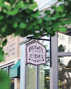 Rockwell Ice Cream is located in downtown Provo. (Photo courtesy Rockwell Ice Cream)