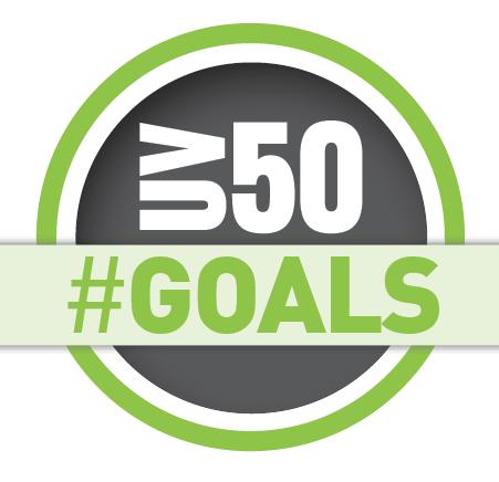 UV50, goals