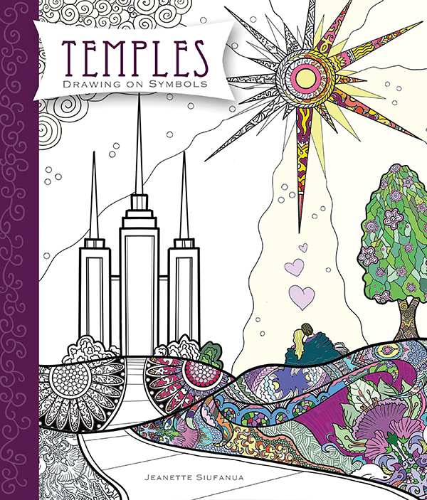 temple-coloring-book