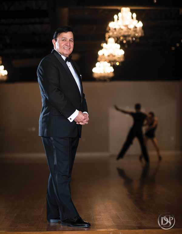 Center Stage Performing Arts Studio has fostered the love of arts in thousands of students, including the seven children of owner Alex Murillo. (Photos by Alexander Rowan, Dancesport Photography)