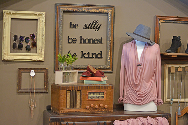 Chelsea's Boutique in downtown Provo is more than another clothes store — it aims to empower women. (Photo courtesy Chelsea's Boutique)