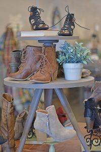 Chelsea's Boutique has cute and affordable accessories, shoes, clothes and more. Visit the store for Black Friday and Small Business Saturday deals. (Photo courtesy Chelsea's Boutique)