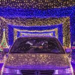 Christmas in Color provides Utahns a chance to drive through brightly lit winter wonderland