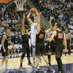 BYU basketball's Eric Mika intends to be drafted by NBA team