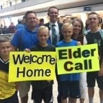 The blessings of welcoming home a missionary