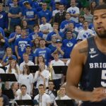 Out of the slump and back on track, BYU defeats Utah State