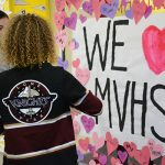 Local high schools rally around MVHS following Tuesday's tragedy