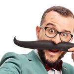 Lip hair, I care: Orem raising awareness for men's health in 'Movember'