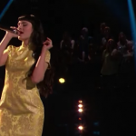Utah-Tube: Belle Jewel eliminated in live performances of 'The Voice'